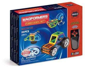 MAGFORMERS-FUNNY-WHEEL-SET-20P